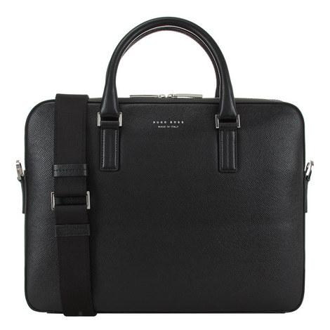 Signature Slim Briefcase, ${color}