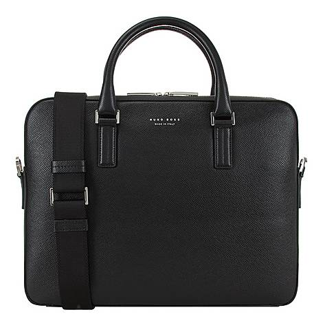 Signature Slim Briefcase, ${color}