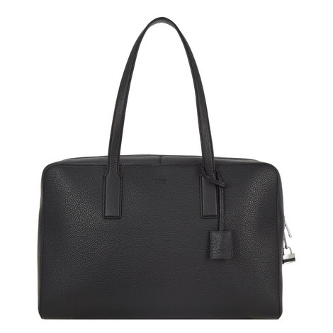 Crosstown Leather Holdall, ${color}