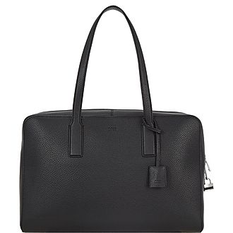 Crosstown Leather Holdall