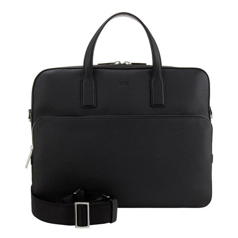 Crosstown Leather Briefcase, ${color}