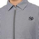 Gingham Shirt Jacket, ${color}