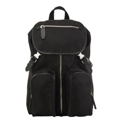 Multi-Pocket Backpack, ${color}