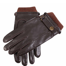 Penrith Cuffed Leather Gloves