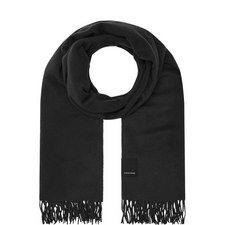 Solid Woven Scarf
