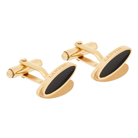 Oval Cufflinks, ${color}