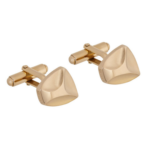 Polished Button Cufflinks, ${color}