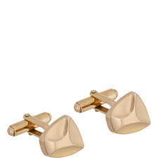 Polished Button Cufflinks