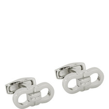 Double Gancio Cufflinks