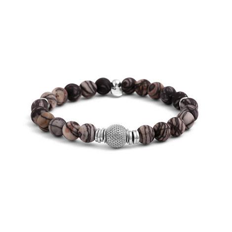 Stonehenge Beaded Bracelet, ${color}