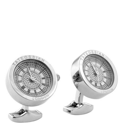 Big Ben Watch Cufflinks, ${color}