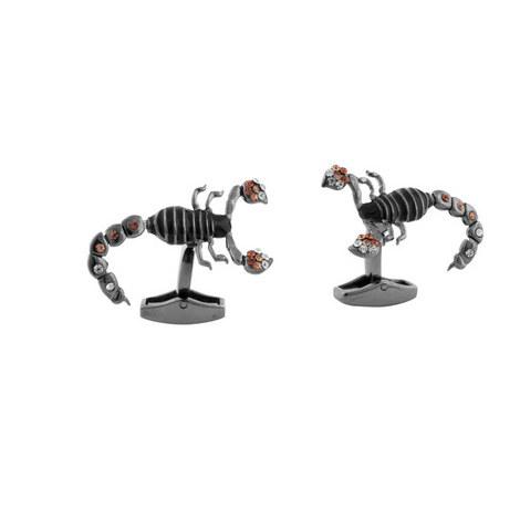 Mechanical Animals Scorpion Cufflinks, ${color}