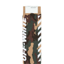 Wings Off Camouflage Socks