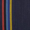 Striped Herringbone Scarf, ${color}