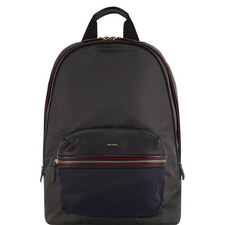 Colour-Block Backpack