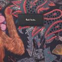 Monkey Print Washbag, ${color}