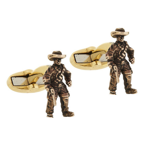 Cowboy Cufflinks, ${color}