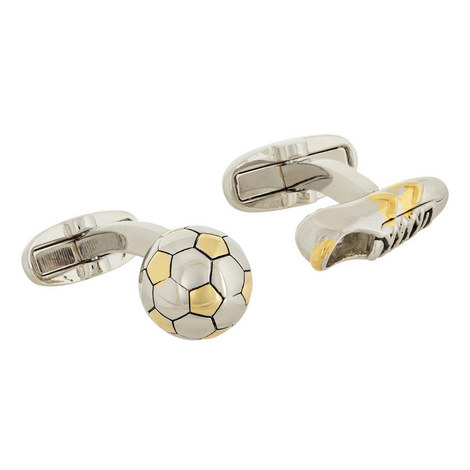 Football Boot Cufflinks, ${color}