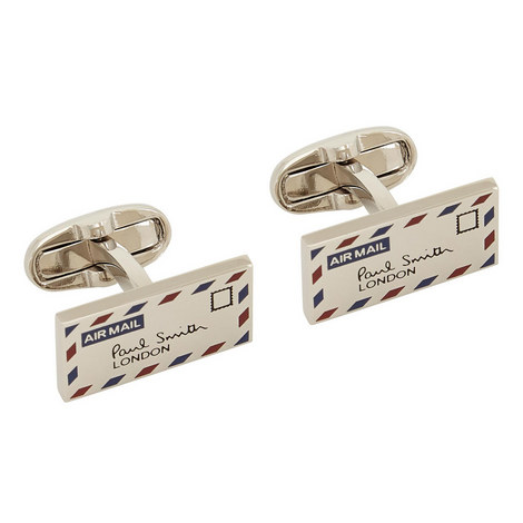 Postal Letter Cufflinks, ${color}