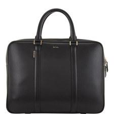 City Webbing Slim Briefcase