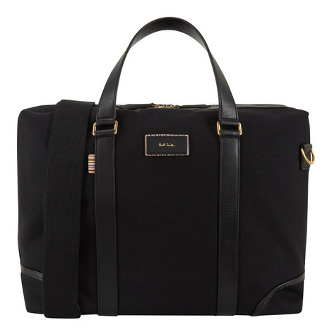 Canvas Briefcase , ${color}
