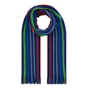 Rainbow Stripe Scarf, ${color}