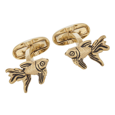 Goldfish Cufflinks, ${color}