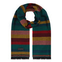 City Stripe Wool Scarf, ${color}