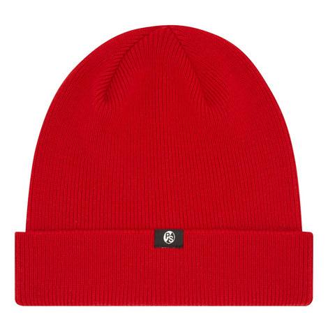 Merino Wool Beanie Hat, ${color}