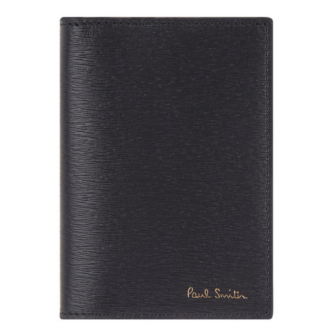 Straw Grain Leather Card Holder, ${color}
