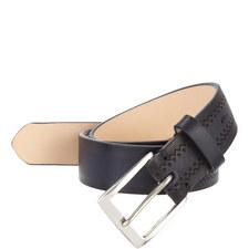 Brogue Leather Belt