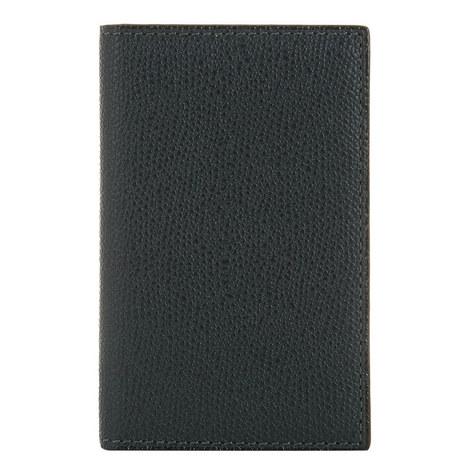 Leather Foldover Card Holder, ${color}
