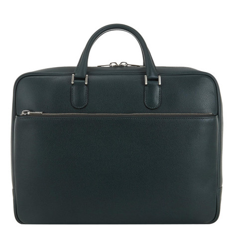 Classic Leather Briefcase, ${color}