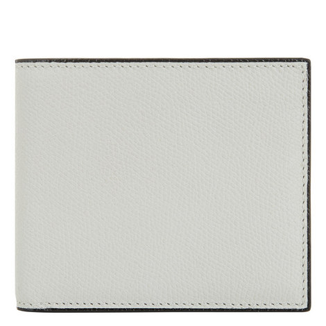 Grained Leather Wallet, ${color}