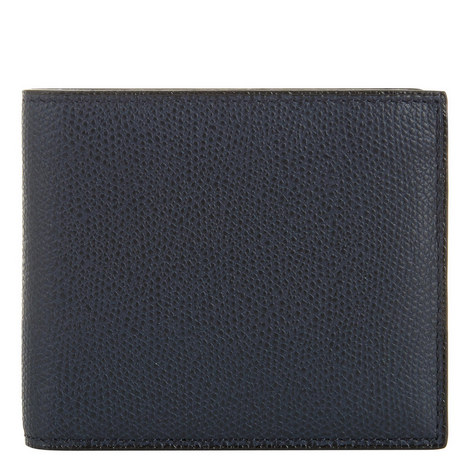 Leather Billfold Wallet, ${color}