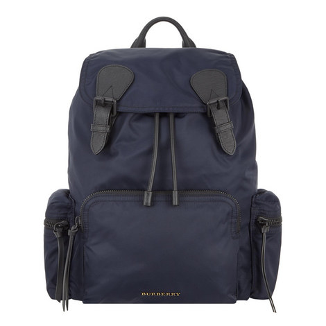 Nylon Buckle Rucksack , ${color}
