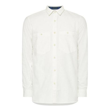 Beagle Button-Down Shirt, ${color}