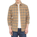 Alexander Check Poplin Shirt, ${color}