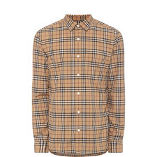 Alexander Check Poplin Shirt