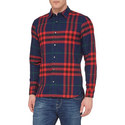 Salwick Check Flannel Shirt, ${color}