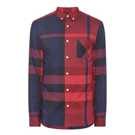 Thornaby Check Shirt , ${color}