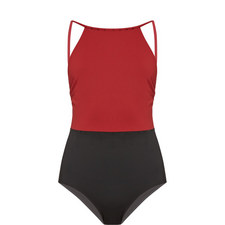 Mogol High Neck Swimsuit