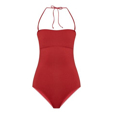 Angola Bandeau Swimsuit, ${color}