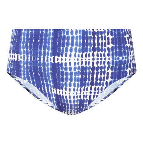 Hippie Chic High-Waist Bikini Briefs, ${color}