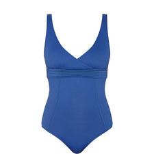 Wrap Front Swimsuit
