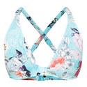 Modern Love Halter-Neck Bikini Top, ${color}