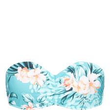 Pacifico Bandeau Bikini Top