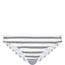 Inka Striped Bikini Bottoms