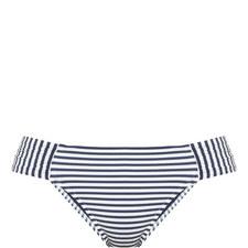 Riviera Stripe Bikini Bottoms