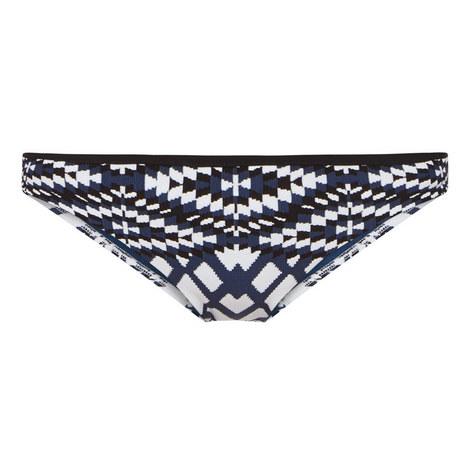 Patterned Bikini, ${color}